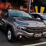 Foto Fiat toro 1.8 16v evo flex freedom at6 - cinza...