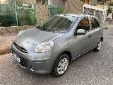 Foto Nissan march sl 1.6 16V FlexStart 5p Mec. 2012...