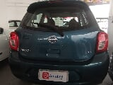Foto Nissan march sv 1.0 12V Flex 5p 2015 FLEX AZUL