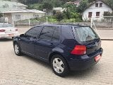 Foto Volkswagen golf 1.6 mi 8v gasolina 4p manual 2000/