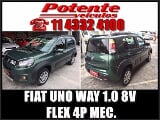 Foto Fiat uno 1.0 evo way 8v flex 4p manual