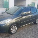 Foto Peugeot 207 1.4 xr 8v flex 4p manual - cinza -...