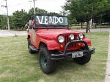 Foto Jeep Willys Ford 4x4 Conversivel 76 R$17mil