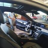 Foto Mercedes-benz c 180 1.6 cgi coupe 16v turbo...