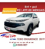 Foto Fiat Endurence Toro 2019 - Financiamento...