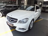 Foto Mercedes-benz C 180 1.8 Cgi Turbo Branco...