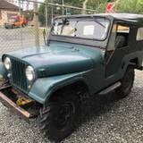 Foto FORD JEEP CJ-5 - Verde - 1971/ - 1000