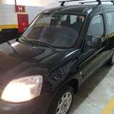 Foto Peugeot partner 1.6 16V FLEX 4P MANUAL - Preto...