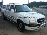 Foto Chevrolet S10 Cd 4x2 2.8 4p. 2001 - Meu Carro Novo