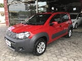 Foto Fiat uno 1.0 evo way 8v flex 4p manual 2011/