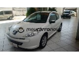 Foto Peugeot 207 hatch xr 1.4 8v flex 4p (ag)...