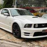Foto Ford mustang 4.6 gt premium coupe v8 24v...