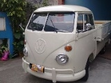 Foto Kombi Pick-up Antiga 1974 1.500