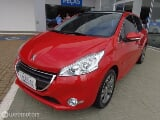 Foto Peugeot 208 1.6 griffe 16v flex 4p manual...