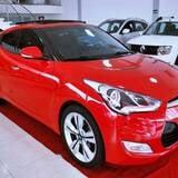 Hyundai veloster 1.6 16v gasolina 3p automático - vermelho. d8a3760e672