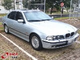 Foto BMW 540i Protection 4.4 V8 32v 97/98 Prata