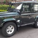 Foto Land rover defender 2.5 90 csw 4x4 turbo...