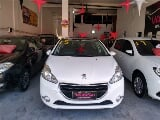 Foto Peugeot 208 1.5 allure 8v flex 4p manual - 2015