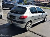 Foto Peugeot 206 1.6 passion 16v gasolina 4p manual...