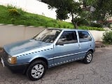 Foto FIAT Uno Mille 1.0 electronic 4p 1993 gasolina...
