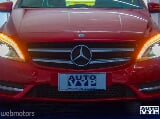 Foto Mercedes-benz b 200 1.6 sport turbo gasolina 4p...