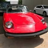 Foto Alfa romeo spider 2.0 gasolina 2p manual -...