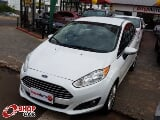 Foto FORD Fiesta Sedan SE 1.6 16v PowerShift 14/ Branca
