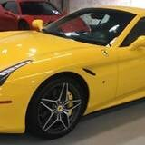 Foto Ferrari california 3.9 t conversivel v8 turbo...