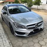 Foto Mercedes-benz cla 45 amg 2.0 16v turbocharged...