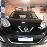 Foto Nissan march 1.0 S 16V FLEX 4P MANUAL - Preto -...