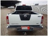 Foto Nissan Frontier 2.5 4x2 TED XE CD 4P Manual 2012