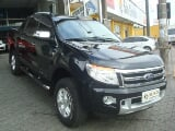 Foto Ford ranger 2.5 16v cd limited - preto - 2013