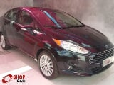 Foto FORD Fiesta Sedan Titanium 1.6 16v PowerShift...
