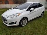 Foto Ford Fiesta Sedan 1.6 16v Titanium Flex...