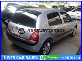 Foto Renault clio authentique hi-flex 1.6 16V 3P 2005/