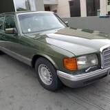 Foto Mercedes-benz 380 se 3.8 sedan v8 16v gasolina...