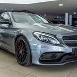 Foto Mercedes-benz c 63 amg 4.0 v8 turbo s gasolina...