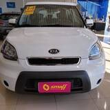 Foto Kia soul 1.6 EX 16V FLEX 4P MANUAL - Branco -...