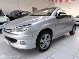 Foto Peugeot 206 1.6 cc 16v gasolina 2p manual 2004/