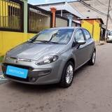 Foto Fiat punto 1.6 essence 16v flex 4p manual -...