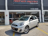 Foto Nissan March 1.6 sv 16v flexstart