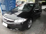 Foto Honda Civic Lxl Se 1.8 Flex 2010/ Preto Top De...