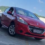 Foto Peugeot 208 1.5 active 8v flex 4p manual -...