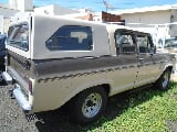 Foto Chevrolet GM D10 1982 / Marrom Diesel 2P Manual...