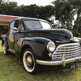 Foto Morris oxford 1.5 8v gasolina manual - preto -...