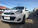 Foto Nissan march sl 1.6 16V FlexStart 5p Aut. 2017...