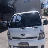 Foto Kia bongo 2.5 td diesel std cs manual - branco...