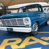 Foto FORD F-100 3.6 super gasolina 2p manual - azul...