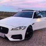 Foto Jaguar xf 2.0 r-sport turbocharged gasolina 4p...