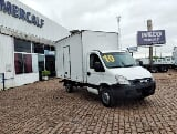 Foto Mercalf - Iveco Daily 35s14 09/10 Com Baú...